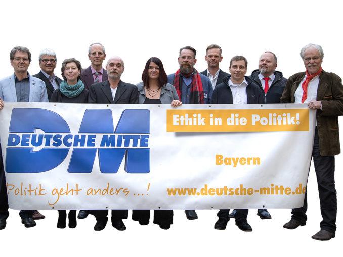 Deutsche Mitte Bayern