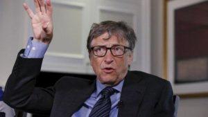 Hat Angst vor Pandemien Bill Gates