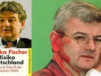 Risiko Deutschland Joschka Fischer