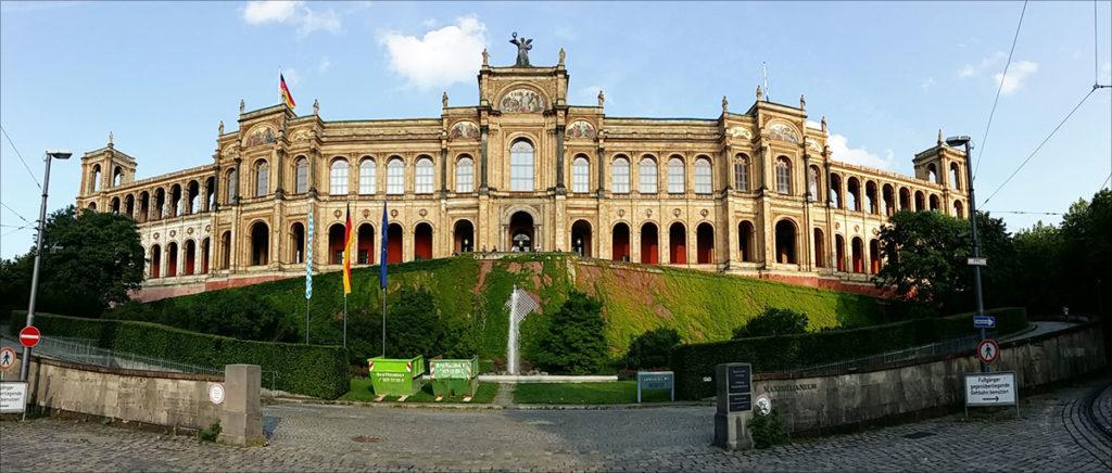 Bayerischer Landtag - Maximilianeum