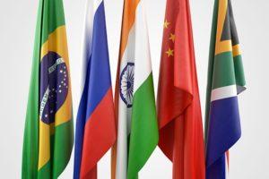 BRICS-Flaggen