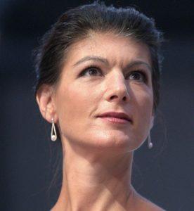 Sahra Wagenknecht 2018