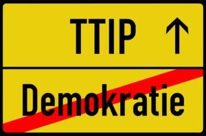 TTIP Demokratie