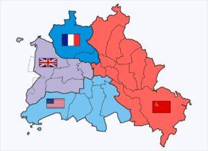 Berlin - Alliierte