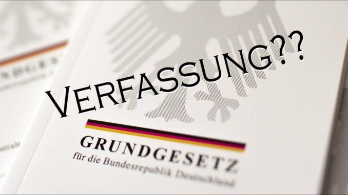 Grundgesetz - Verfassung