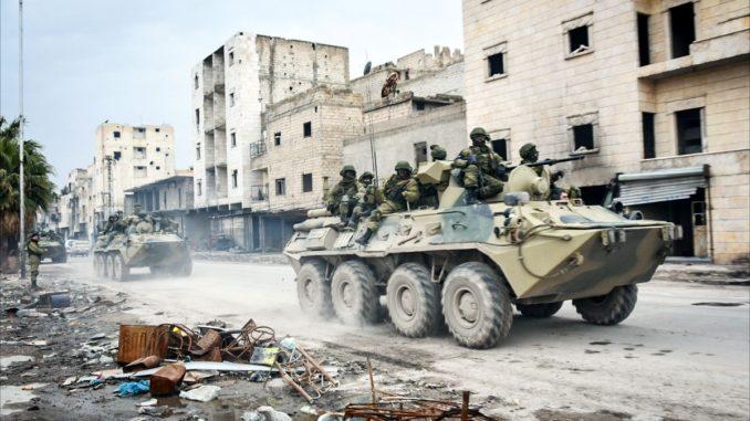 Panzer Syrien