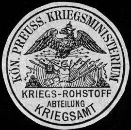 Preussisches Kriegsministerium