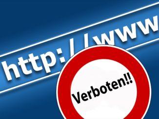 Internet-Zensur