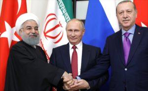 Erdogan Putin Rohani