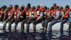 Migration aus Afrika