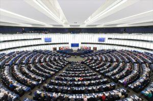 Europa-Parlament Straßburg