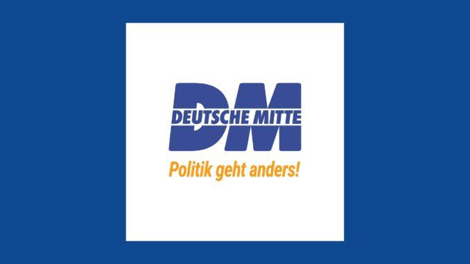 Logo Deutsche Mitte