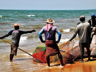 Afrikanische Fischer - Pixabay